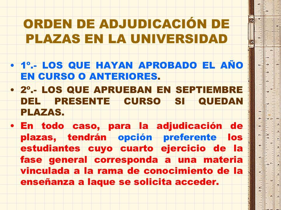 Datos 2010 Aunque la nota suele ser la principal preocupación de muchos estudiantes, sólo en el 6% de los aproximadamente 2.300 estudios universitarios que ofrecen las universidades públicas españolas la nota de corte es superior 7.