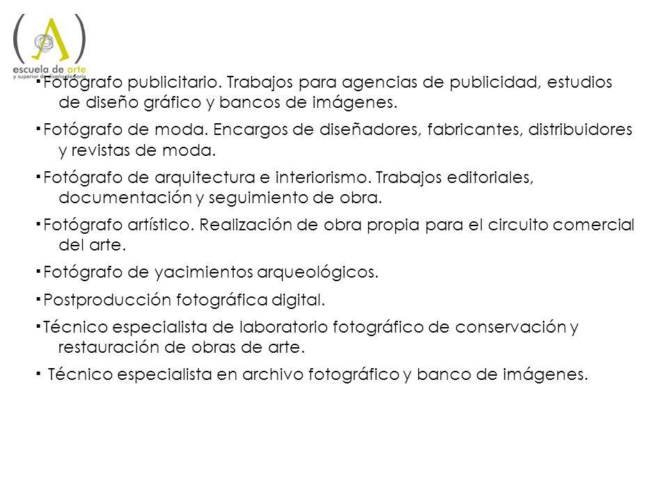 Fotógrafo publicitario. Trabajos para agencias de publicidad, estudios de diseño gráfico y bancos de imágenes. Fotógrafo de moda. Encargos de diseñado