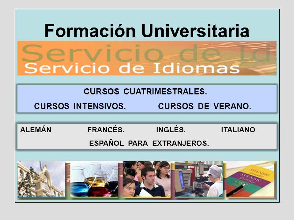 SERVICIOS DE APOYO AL ESTUDIANTE SERVICIOS DE APOYO AL ESTUDIANTE