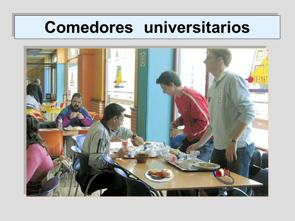 Comedor Aulario de Guajara Teléfono:922 31 78 10 (oficinas) Horario: de 7.30 a 22.00 horas Almuerzos: a partir de las 12.30 horas Cenas: hasta las 21 horas Comedor Económicas y Empresariales Comedor de CC.