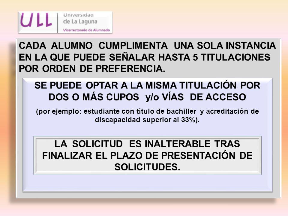 CONVOCATORIA ORDINARIA (JUNIO 2009).LISTA DE ADMITIDOS Y EXCLUIDOS 1ª LISTA 7 DE JULIO.