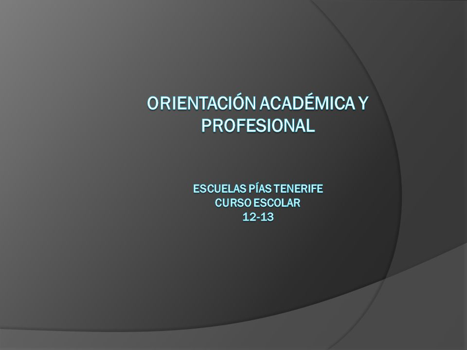 Los nuevos planes de estudios universitarios comenzarán en el curso 2008/2009.