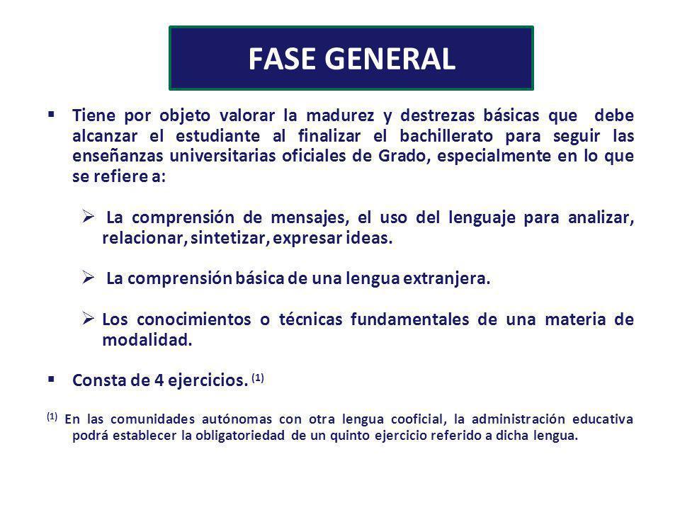 SUPERACIÓN DE LA PRUEBA DE ACCESO A LA UNIVERSIDAD El acceso a la universidad española, tanto pública como privada, requerirá, con carácter general, la superación de la prueba de acceso a la universidad.