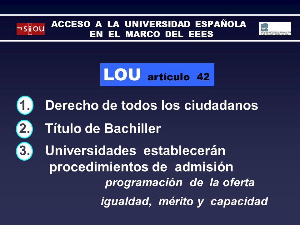 LOU artículo 42 3.