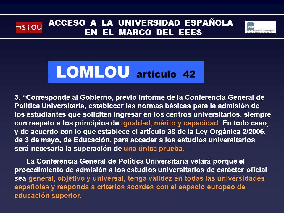 LOMLOU artículo 42 3.
