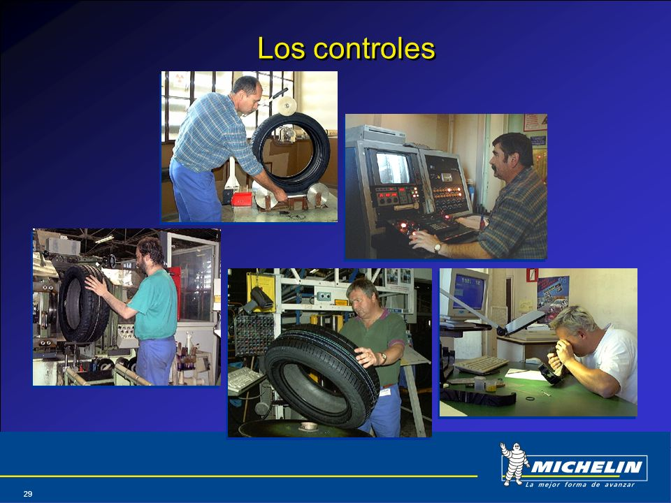 Abril 2004 29 Los controles