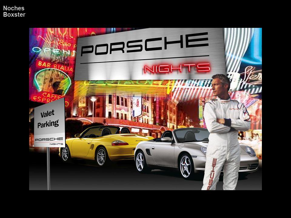 Porsche Latin America, Inc. 27 15 de junio, 2004 Noches Boxster