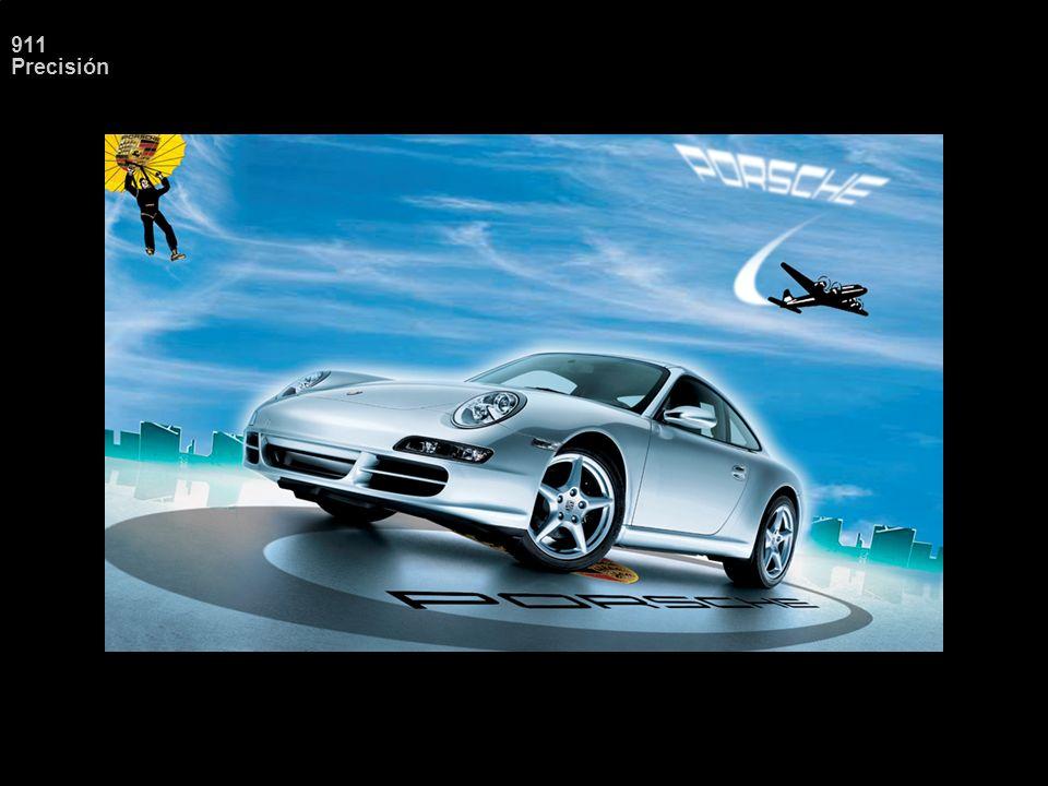 Porsche Latin America, Inc. 9 15 de junio, 2004 911 Precisión