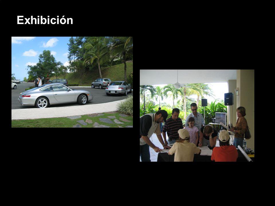 Porsche Latin America, Inc. 11 15 de junio de 2004 Exhibición