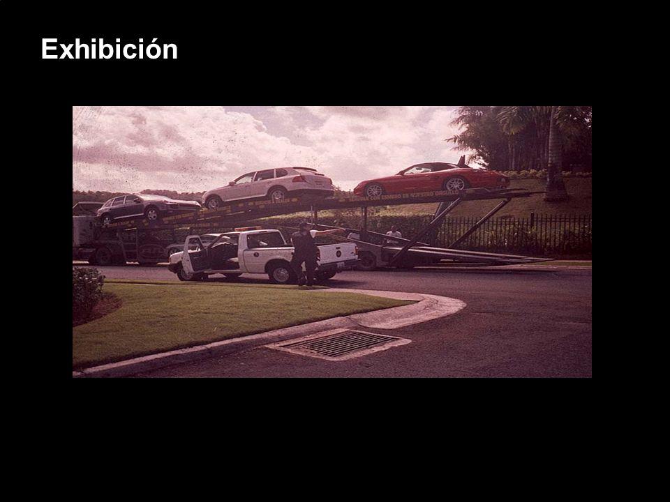 Porsche Latin America, Inc. 19 15 de junio de 2004 Exhibición
