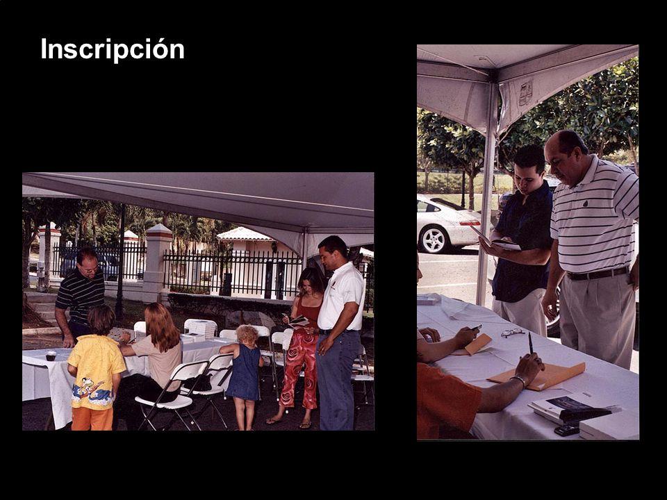 Porsche Latin America, Inc. 21 15 de junio de 2004 Inscripción