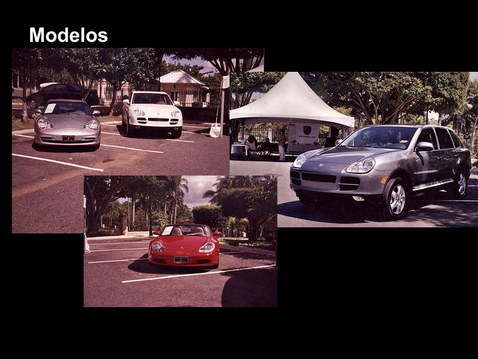Porsche Latin America, Inc. 22 15 de junio de 2004 Modelos