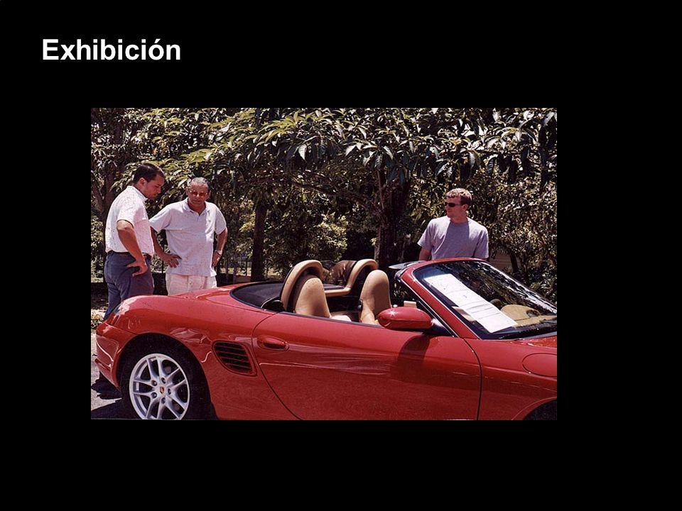 Porsche Latin America, Inc. 23 15 de junio de 2004 Exhibición