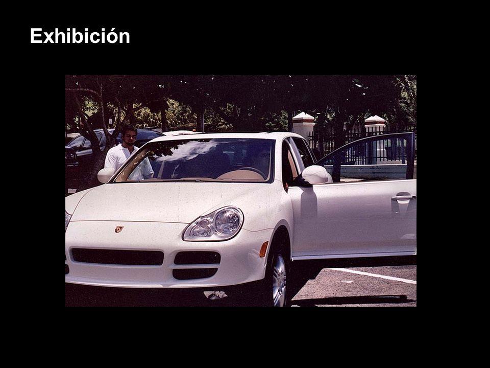 Porsche Latin America, Inc. 25 15 de junio de 2004 Exhibición