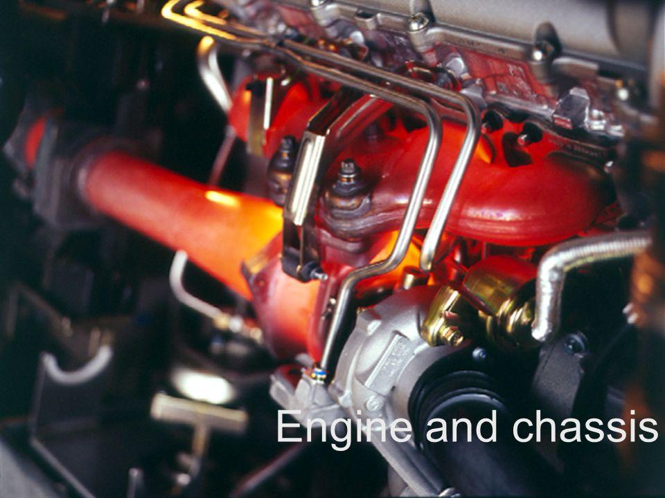 Exclusive and Tequipment product training VRS Sheet 17 I-Nr. Cayenne Cayenne S Cayenne Turbo Antrieb und Fahrwerk Leistungssteigerung Cayenne Turbo (E