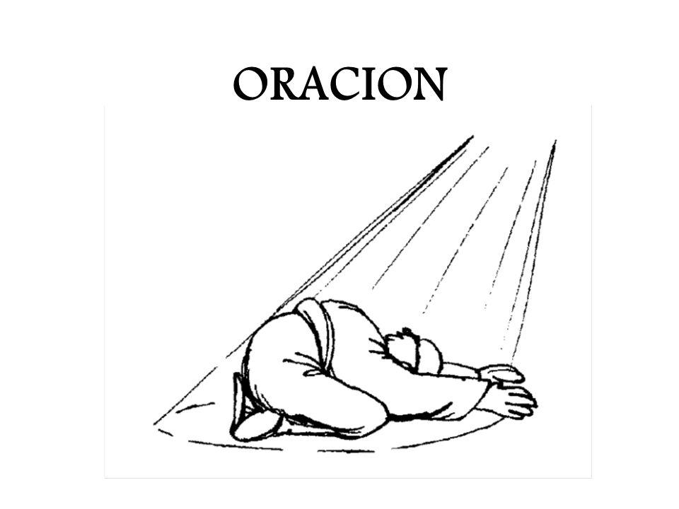 ELEMENTOS DE LA ORACION Alabanza Adoración Arrepentimiento Acción de Gracias Petición Intercesión (Guerra Espiritual)