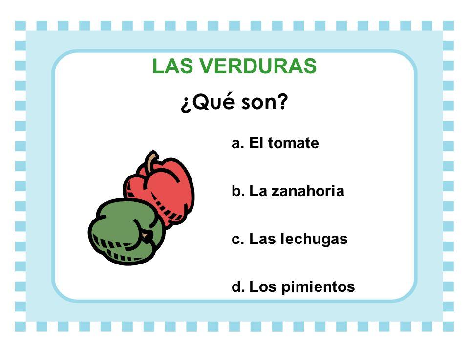 Ahora que sabemos el vocabulario de la comida vamos a hacer una lista de la compra