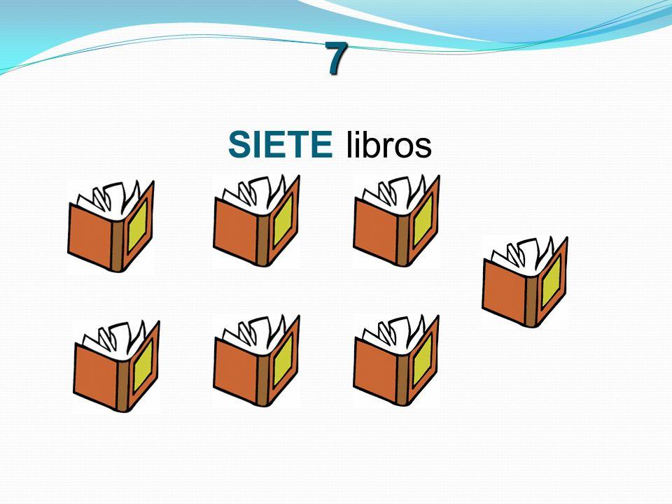 7 SIETE libros