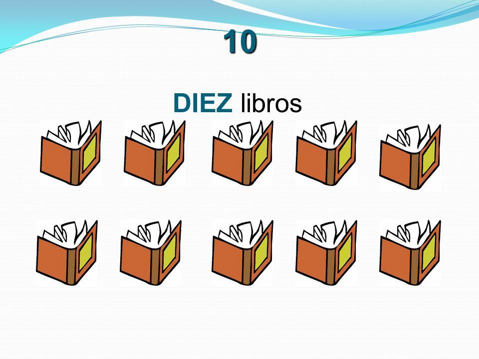 10 DIEZ libros