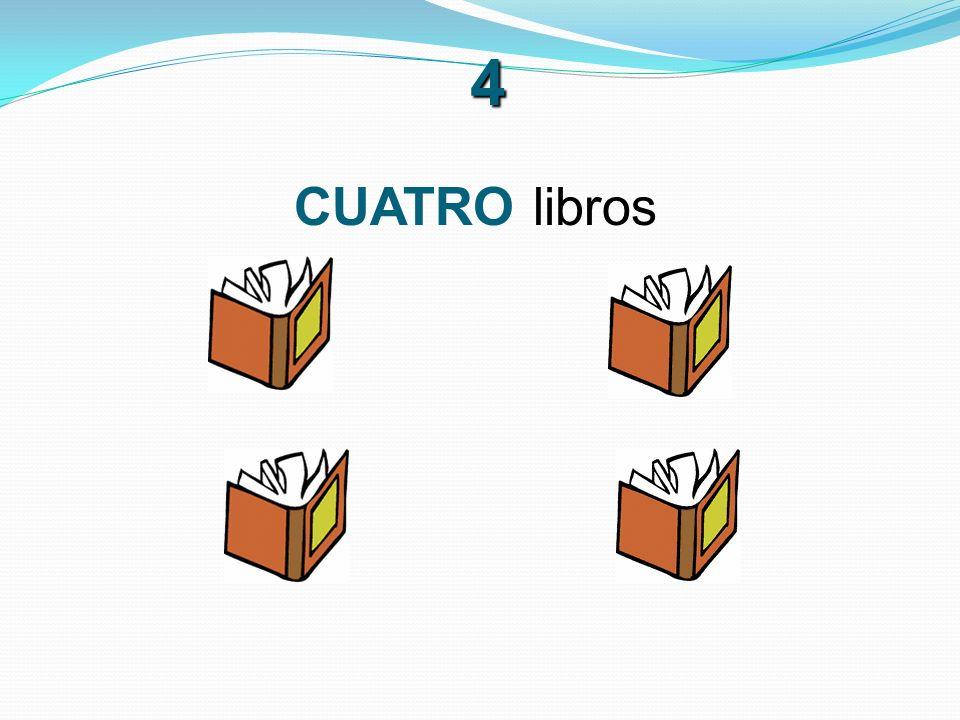 5 CINCO libros