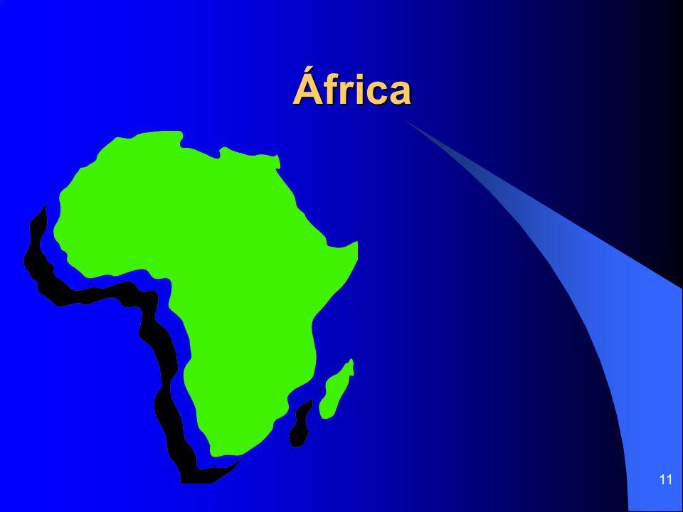 11 África