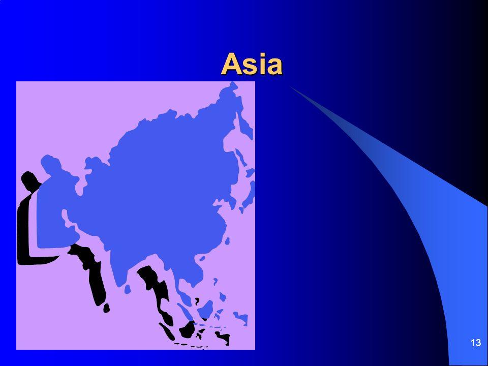 13 Asia