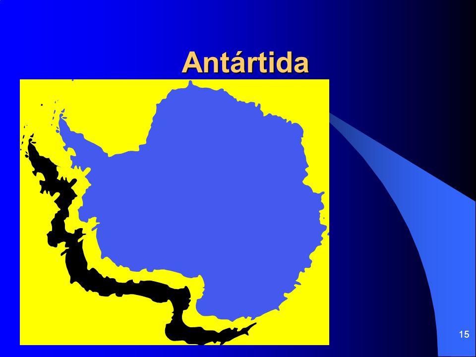 15 Antártida