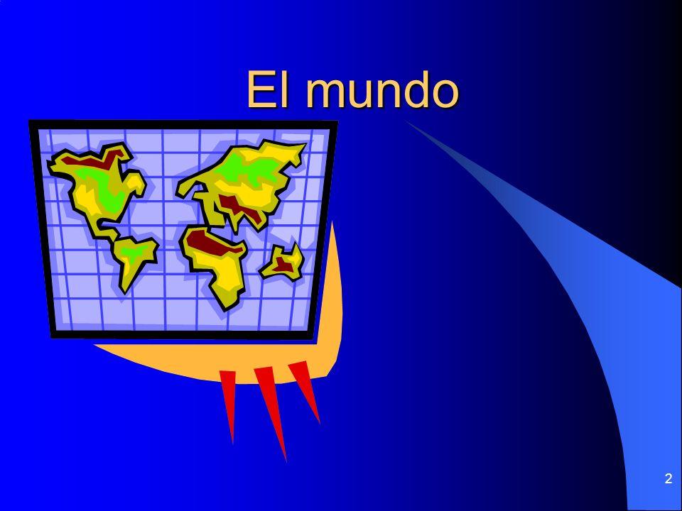2 El mundo