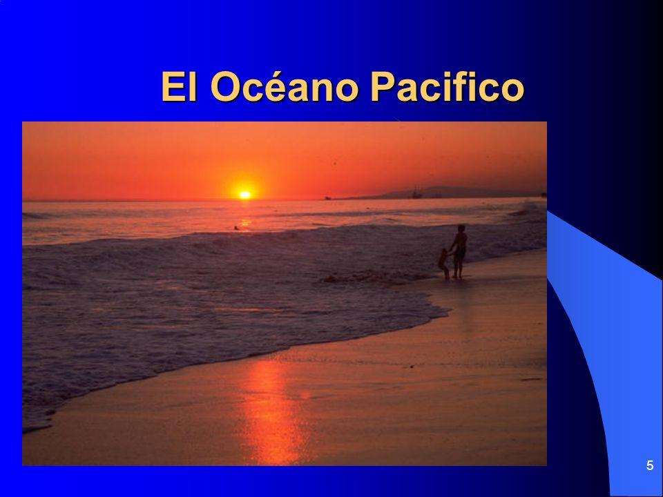 5 El Océano Pacifico