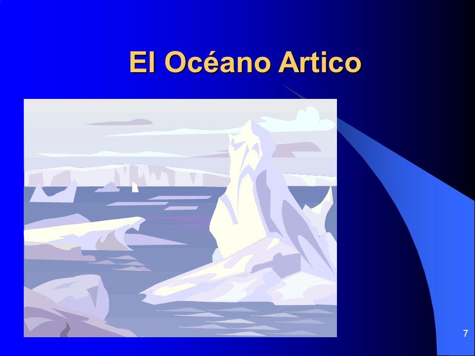 7 El Océano Artico