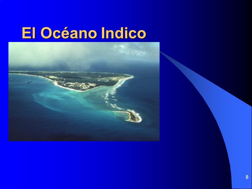 8 El Océano Indico