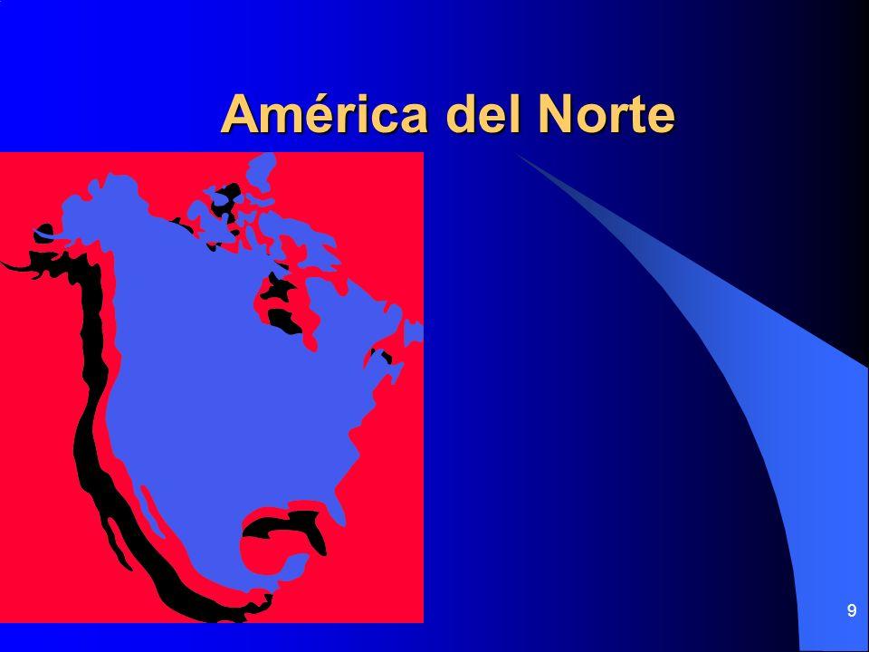 10 América del Sur
