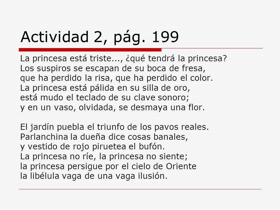 Los géneros literarios Págs. 202-207