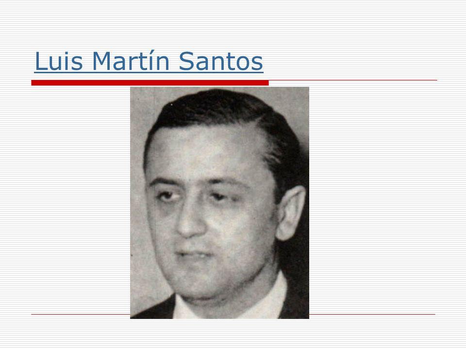 Luis Martín Santos