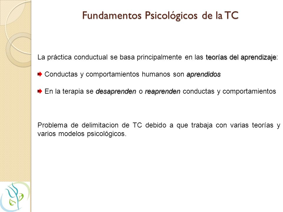Diagnóstico Conductual Análisis Funcional de la Conducta: Descripción del problema en los diferentes niveles (situación, interacción). La conducta se