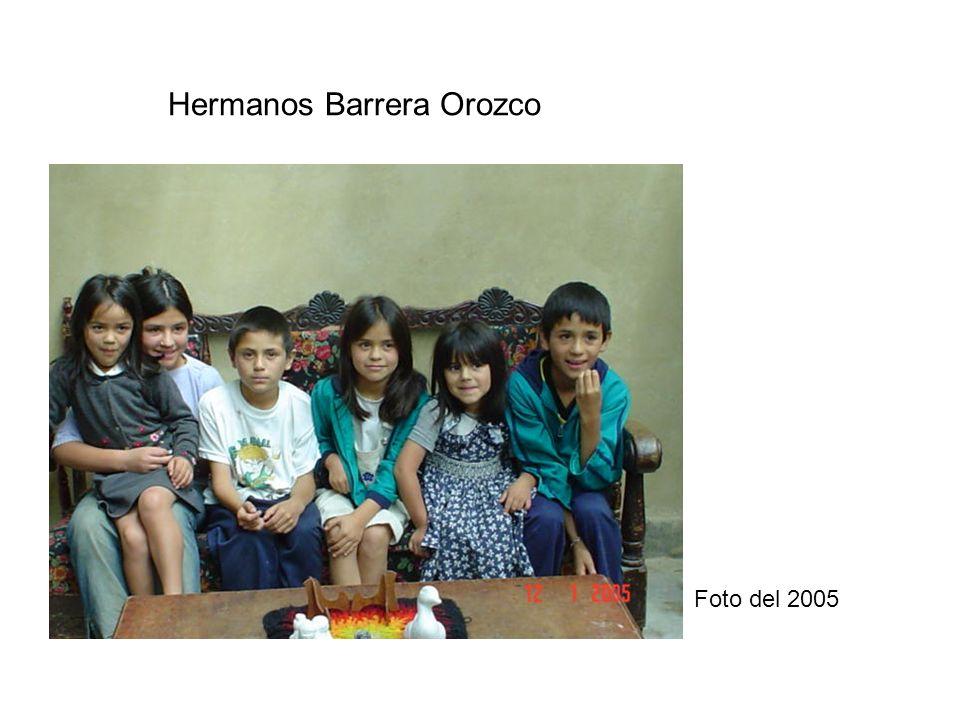 Andrea Paola Barrera Edad: 10 años Curso: 5º Colegio Fe y Alegría Vitelma Mamá: Soledad Orozco Dirección: Tv.