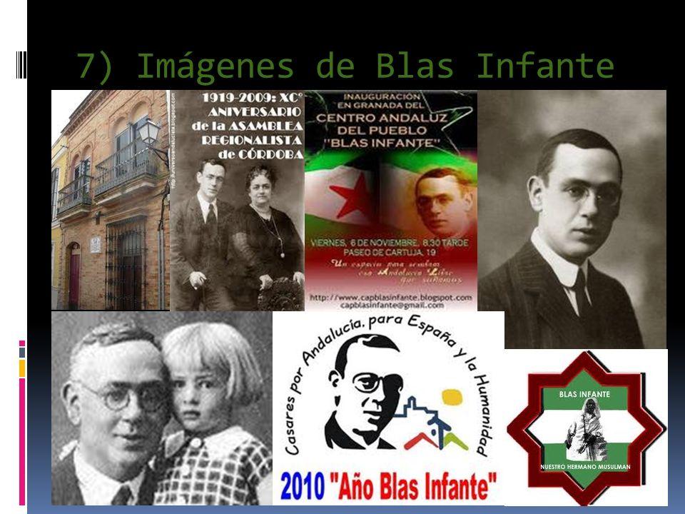 7) Imágenes de Blas Infante