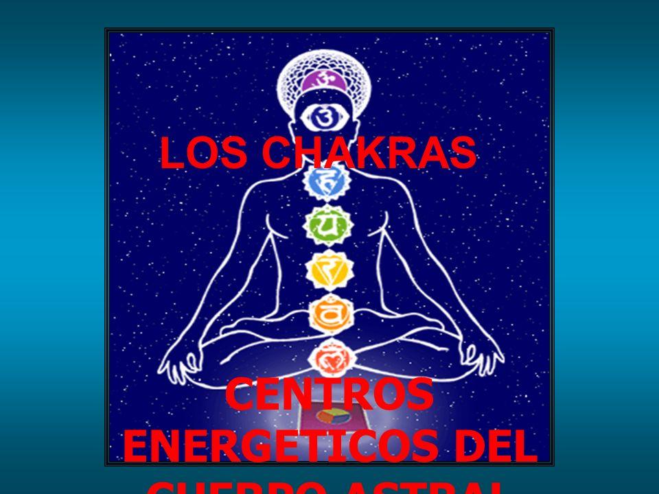 LOS CHAKRAS CENTROS ENERGETICOS DEL CUERPO ASTRAL