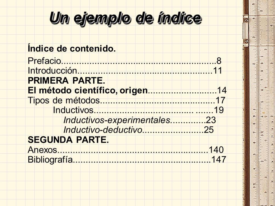 Apéndice y anexo El apéndice es la continuación de un tema tratado por el autor, fuera de la secuencia de la composición literaria.