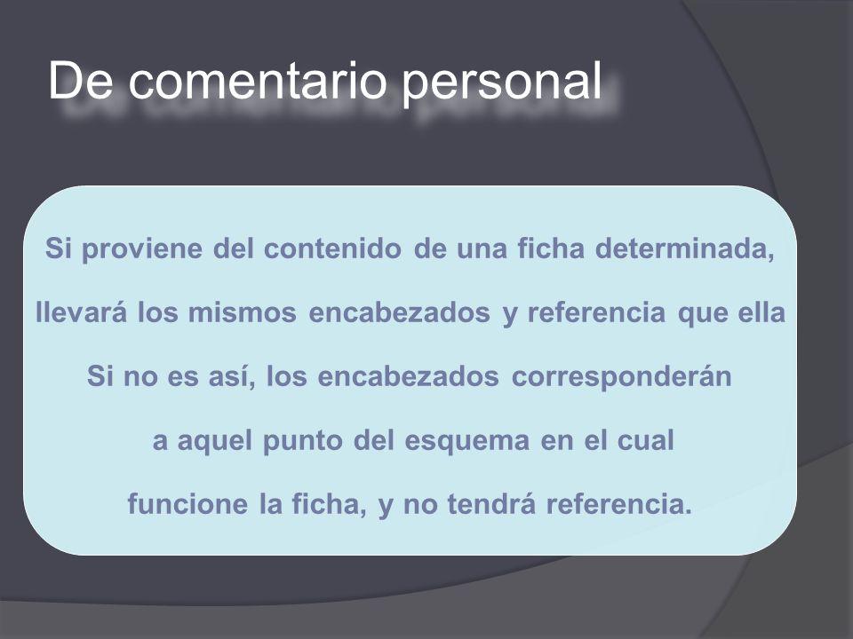 Mixtas Hay cuatro formas de hacer una ficha mixta: -Se copia textualmente una parte y se incluye un resumen del resto del texto, o viceversa.