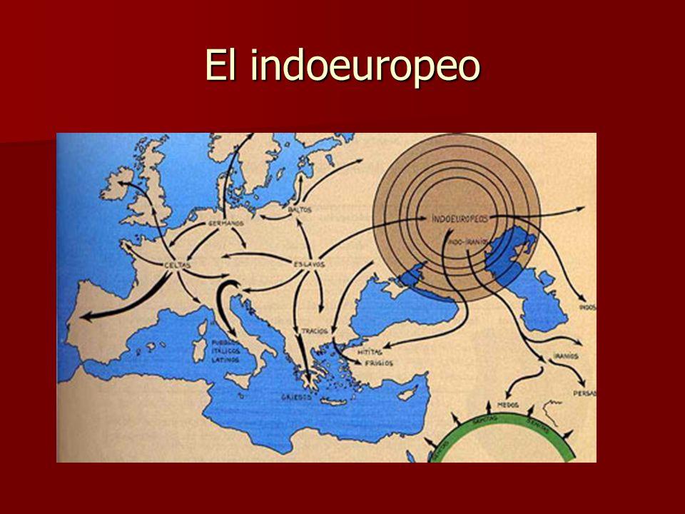 Lenguas indoeuropeas antiguas