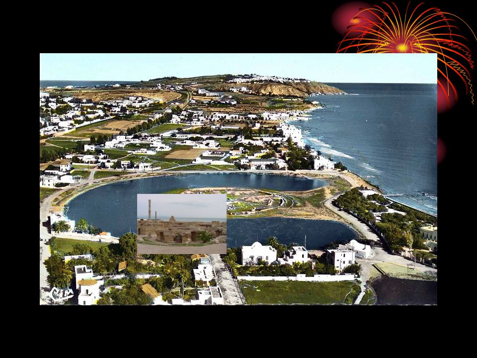 Els ports púnics de Cartago