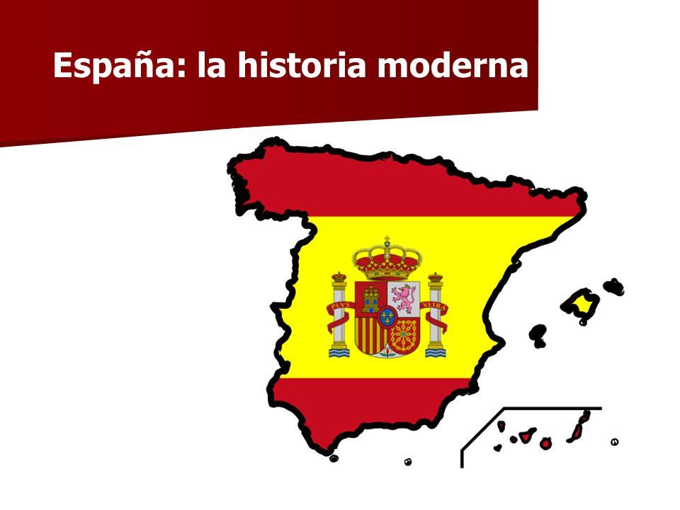 ESPAÑA MODERNA