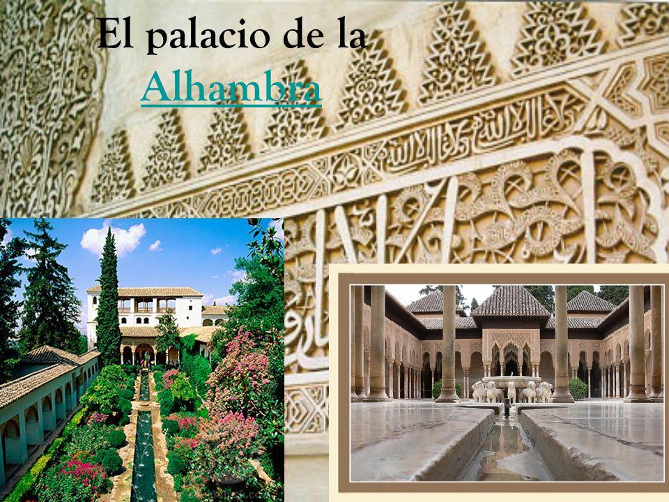 El palacio de la Alhambra Alhambra