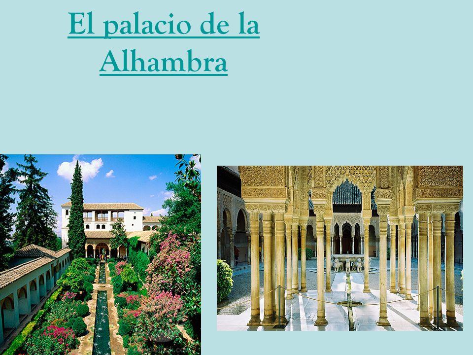 El palacio de la Alhambra
