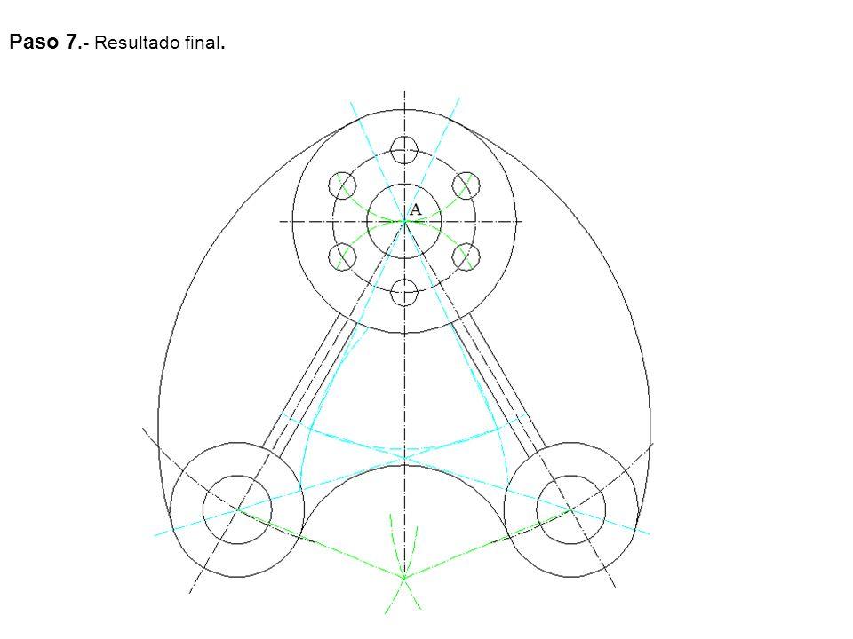EJERCICIO 2OPCIÓN B Dibuja las proyecciones diédricas de un hueco cuadrado de 1,4 m x 1,4 m, para construir una chimenea en la vertiente WUVZ del tejado de la figura.