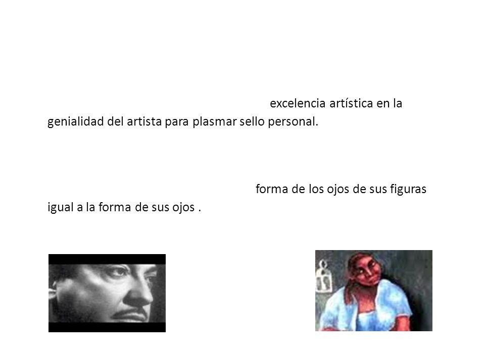 Producción Literaria Perspectivas modernista: excelencia artística en la genialidad del artista para plasmar sello personal. Sello personal Jimenez: f