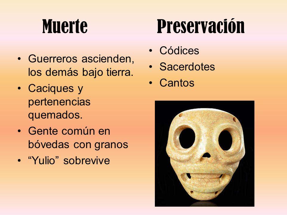 Diversiones Patolli : tablero con dados Comelagastoaste (chorotegas) Danza aérea (aún en México) Ocarinas