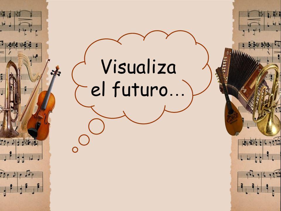 Visualiza el futuro …