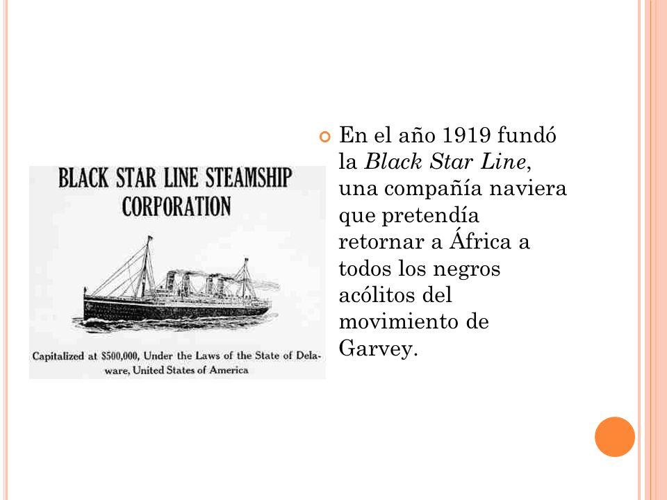 En puerto Limón, durante la década de 1920, se fundó el Liberty Hall, la división no.